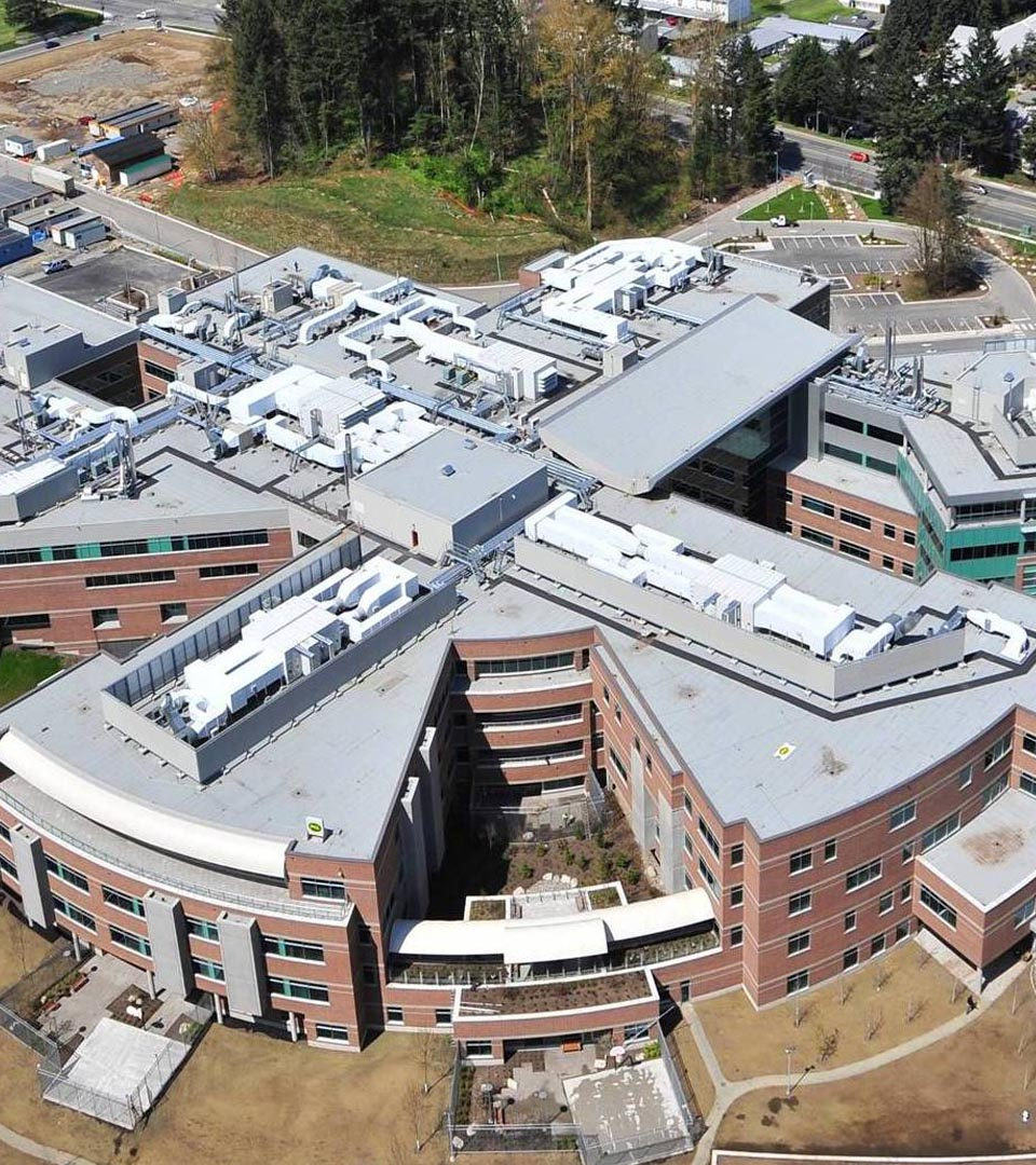 Abbotsford Regional Hospital and Cancer Centre, Abbotsford, Canada