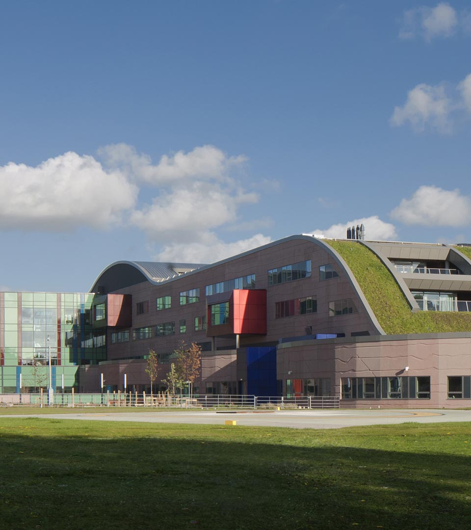 Alder Hey Children's Hospital, Liverpool, England