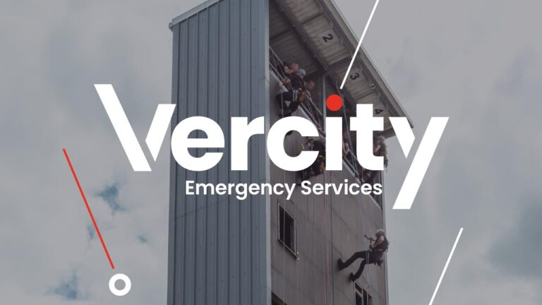 Vercity sectors emergency services header graphic