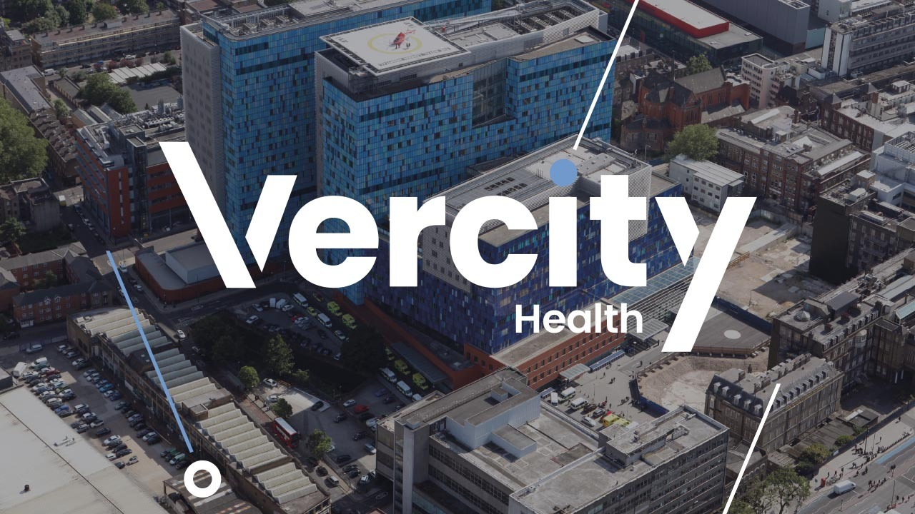 Vercity sectors health header graphic