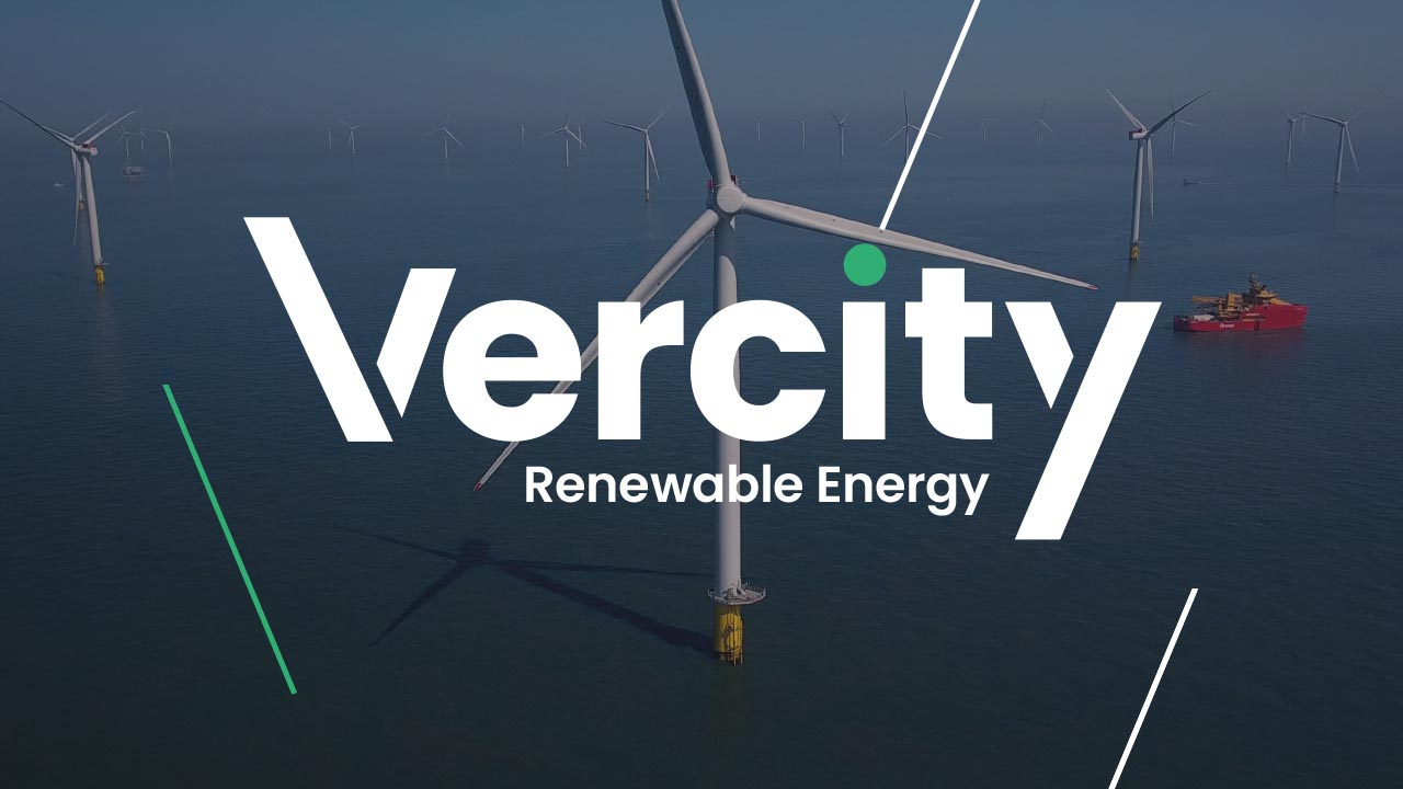Vercity sectors renewable energy header graphic
