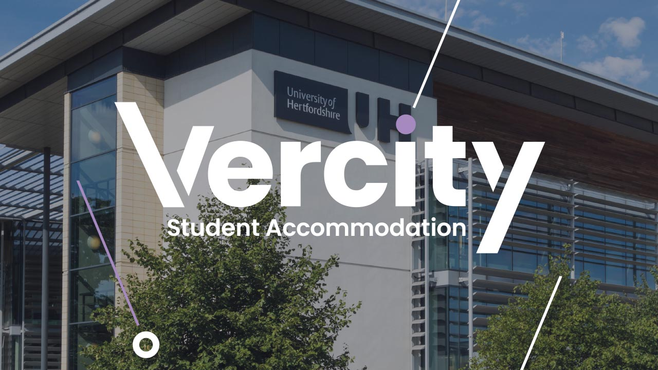 Vercity sectors student accommodation header graphic